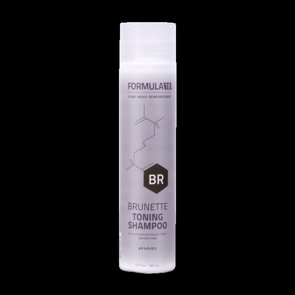 F18 Brunette Toning Shampoo