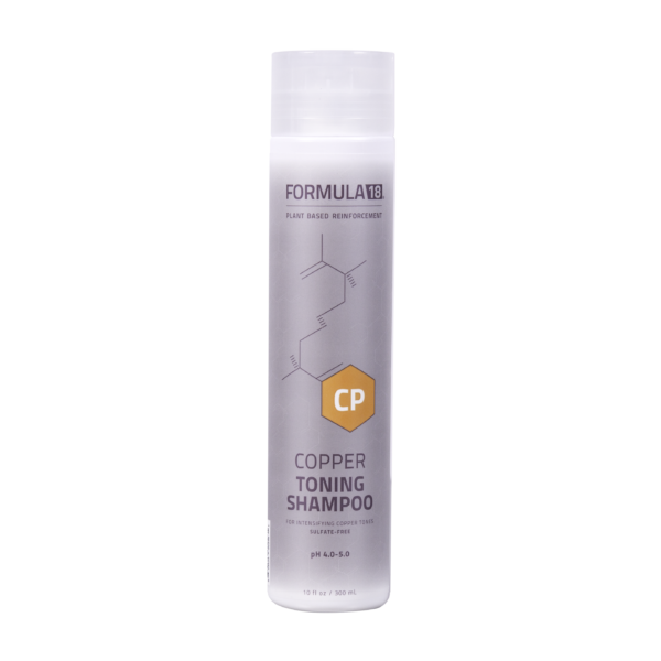 F18 Copper Toning Shampoo