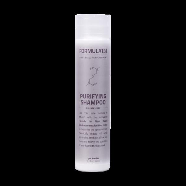 F18 Purifying Shampoo