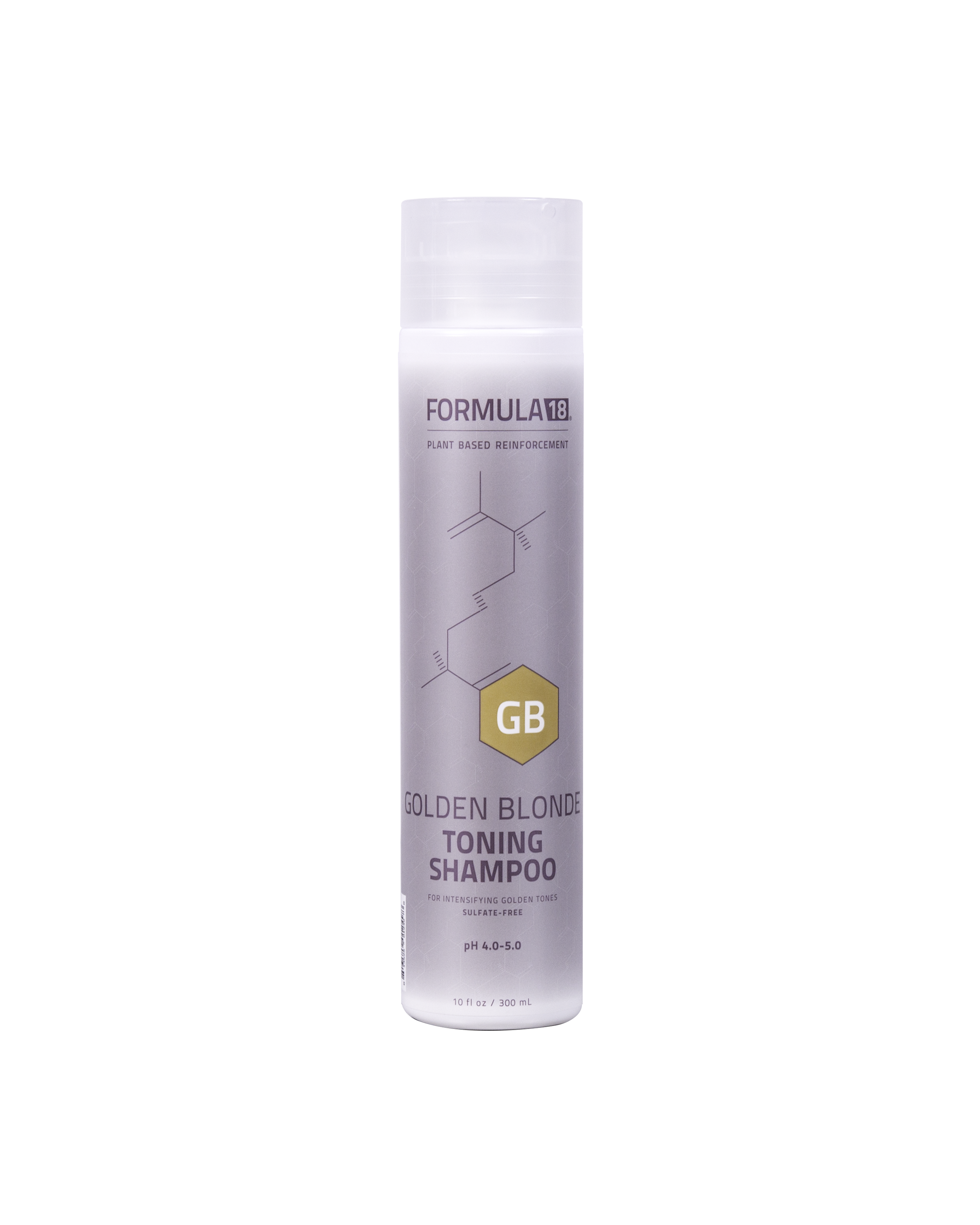 F18 Golden Toning Shampoo